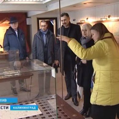 Багратионовский музей истории края отметил юбилей