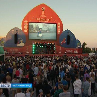 Радость, грусть и даже слёзы: последний матч ЧМ-2018 в Калининграде