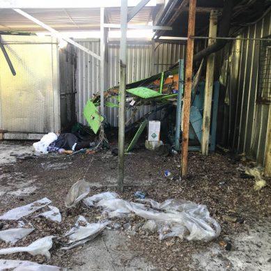 На рыбоперерабатывающем предприятии в микрорайоне Космодемьянский произошёл взрыв