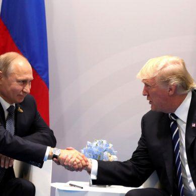 Названа возможная дата встречи Путина и Трампа в Вене