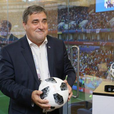 Четыре официальных мяча ЧМ-2018 останутся в Калининграде