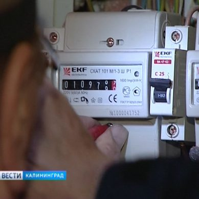 В Калининградской области украли электричества на 10,5 млн рублей