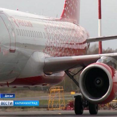 Вместо «Аэрофлота» в Москву из Калининграда будет летать «Россия»