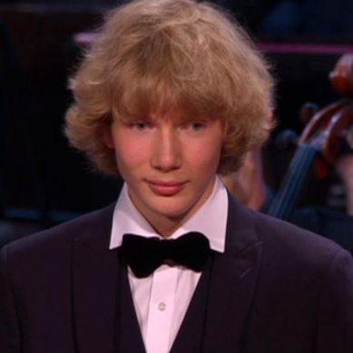 Российский пианист выиграл юношеское «Евровидение» по классической музыке