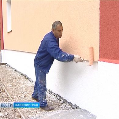 Капитальный ремонт дома на улице Товарной в Калининграде проверила специальная комиссия