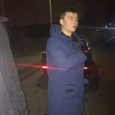 В Калининграде мужчина сломал ногу прохожему