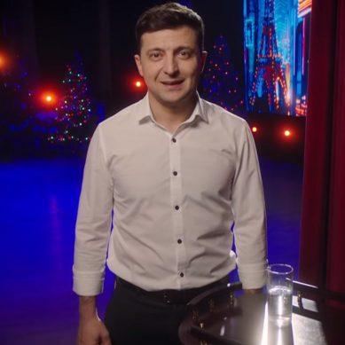 Президентом Украины хочет стать комик