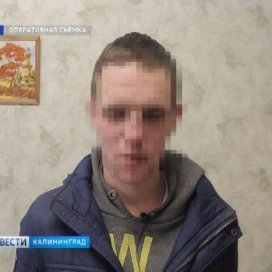«Лез за спиртом»: в Гурьевском районе мужчина похитил медали