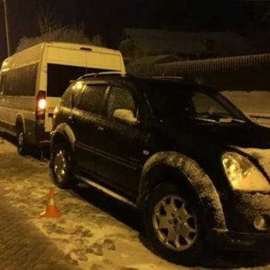 Госавтоинспекция: Водитель, попавший в ДТП, вёз детей без нужных документов
