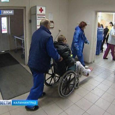 В Калининграде за прошедшие сутки скорую помощь вызывали 758 раз
