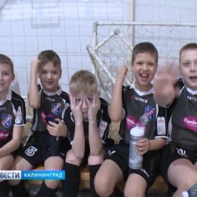 В Калининграде проходит турнир по мини-футболу «Рождественские каникулы»