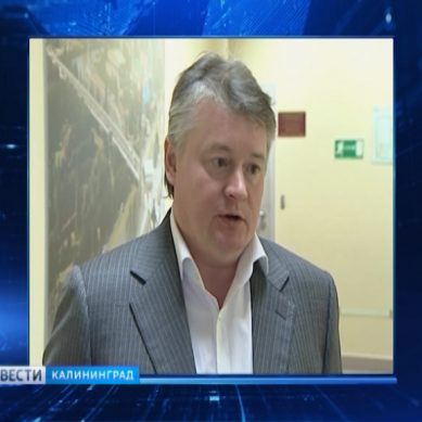 Эдуард Батанов уходит из правительства Калининградской области