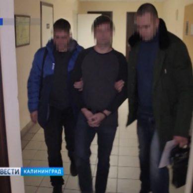 Полицейские под прикрытием задержали в Калининграде мошенника с Сахалина
