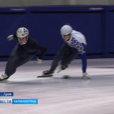 Калининградская область принимает международные соревнования по шорт-треку «BALTIK EVO-CUP»