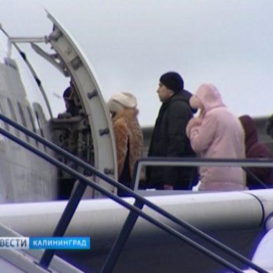 С сегодняшнего дня калининградцы могут купить авиабилет на прямой рейс до Екатеринбурга