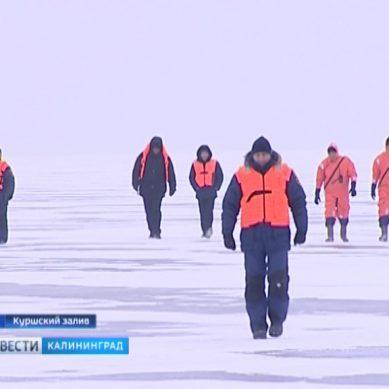 МЧС и МВД провели первый в этом году совместный рейд по водным объектам Янтарного края