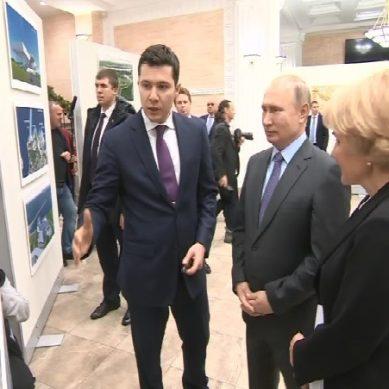 Алиханов рассказал Путину каким будет новый культурно-образовательный комплекс в Калининграде