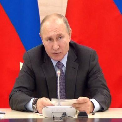 Путин: При создании культурных центров следует учитывать мнение населения