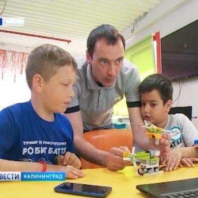 Калининградская «Академия гениев» открывает набор в школу по робототехнике