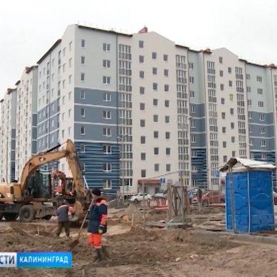Строительство нового корпуса детского сада по улице Согласия намерены завершить в ноябре