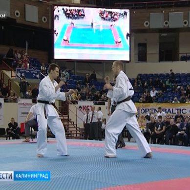 Калининградские каратисты завоевали 28 наград двух крупных международных турниров