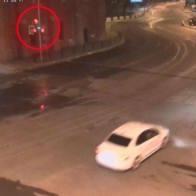 Смертельное ДТП на Гагарина: перед трагедией, виновник проехал перекресток на красный свет