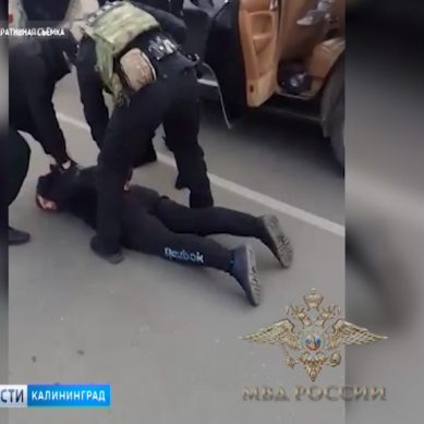 В Калининграде задержаны рэкетиры, вымогавшие деньги у предпринимателей за «крышевание»