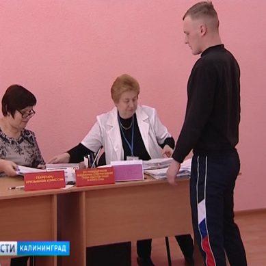 Военкоматы Калининграда отправят на военную службу 500 призывников