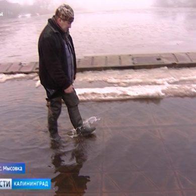 Суд обязал администрацию Славского городского округа построить новый мост в посёлке Мысовка