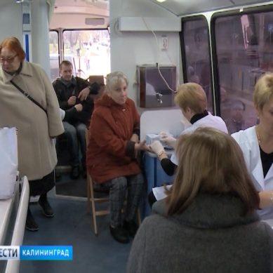 Жителей Калининграда приглашают бесплатно проверить уровень сахара и давление