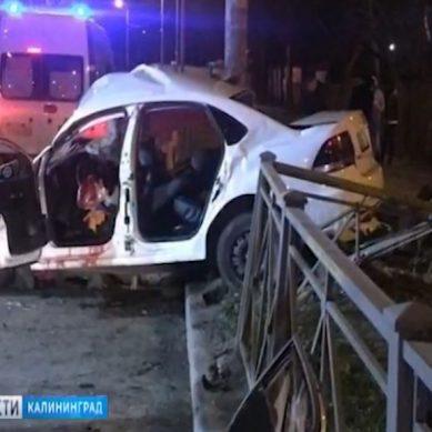 УМВД: На виновника смертельного ДТП на ул. Гагарина заведено уголовное дело за угон