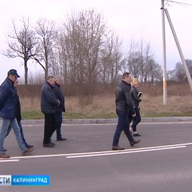 В Калининградской области стартовала весенняя инспекция отремонтированных дорог