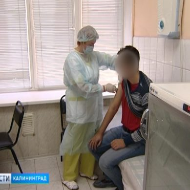 В инфекционную больницу Калининграда попали двое граждан с симптомами кори