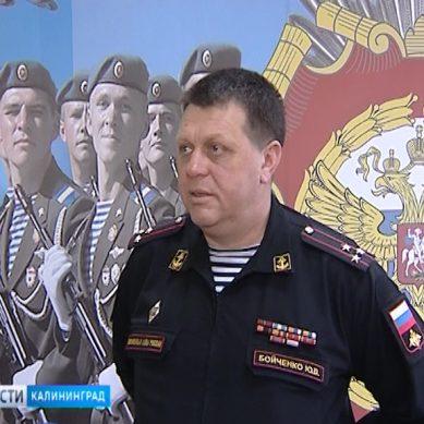 Калининградские призывники отправятся в Президентский полк и научную роту