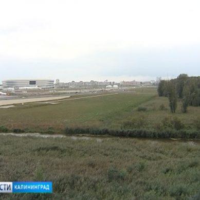 Строительство объектов музейного комплекса на острове Октябрьский начнётся летом