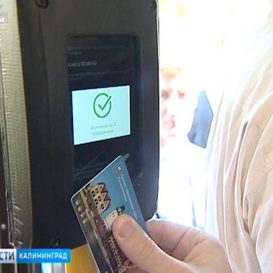 Власти Калинингра объявили торги на создание и внедрение электронного билета