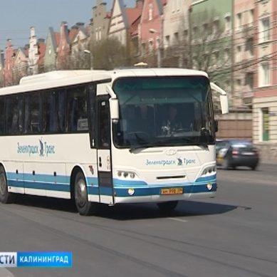 Администрация Калининграда расторгла контракт с частным перевозчиком «Зеленоградск-Транс»
