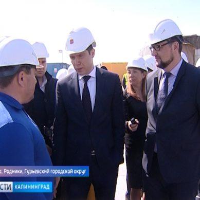 Антон Алиханов проверил ход строительства онкологического центра