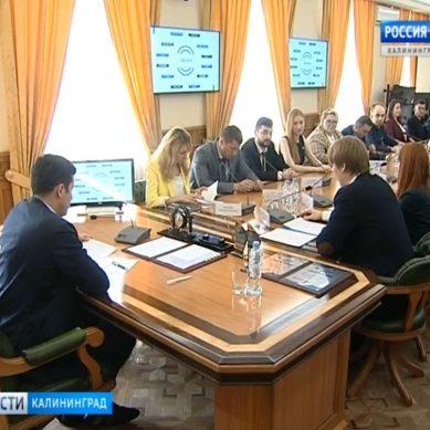 Антон Алиханов встретился с участниками Молодежного правительства Калининградской области