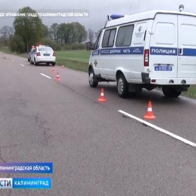 Полицейские задержали подозреваемого в совершении смертельного ДТП в Озёрском районе