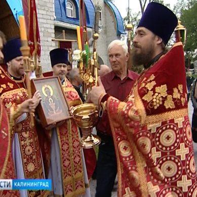 В посёлке Нивенское в честь иконы Божией Матери отметили престольный праздник